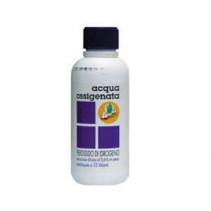 Acqua Ossigenata 12 volumi | Flacone 250 ml-0