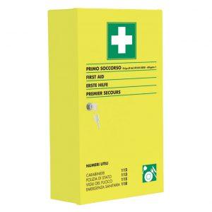 Armadietto Primo Soccorso HACCP + Allegato 1 AB-0