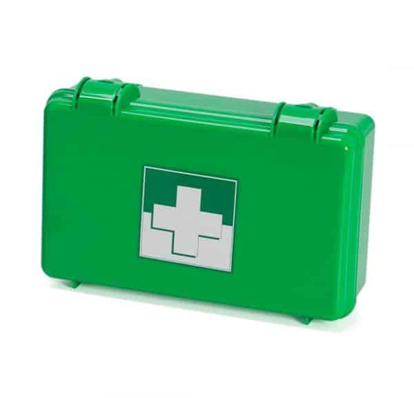 Valigetta Kit Pronto Soccorso Casa colore verde -48