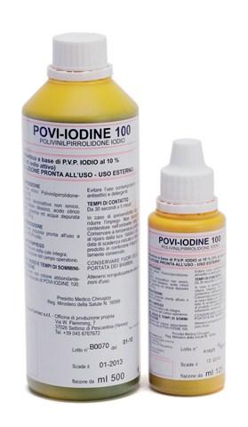 Soluzione Iodopovidone 500 ml-0