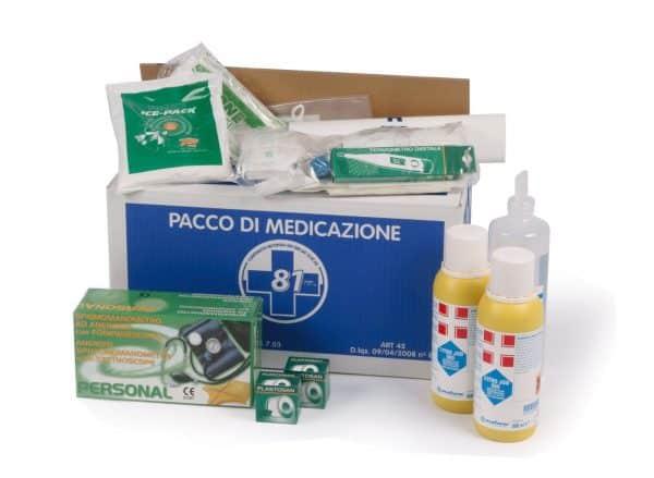 Pacco Reintegro con Misuratore di Pressione All. 1 AB