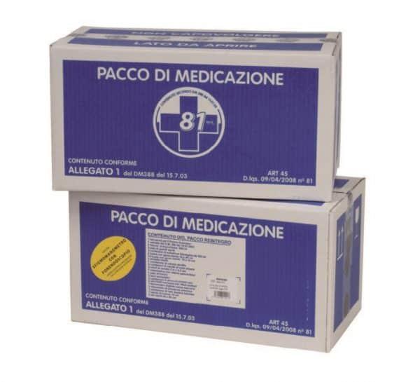 Pacco Reintegro con Misuratore di Pressione All. 1 AB-99