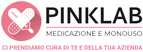 PINKLAB Medicazione e Monouso - Cassette Pronto Soccorso
